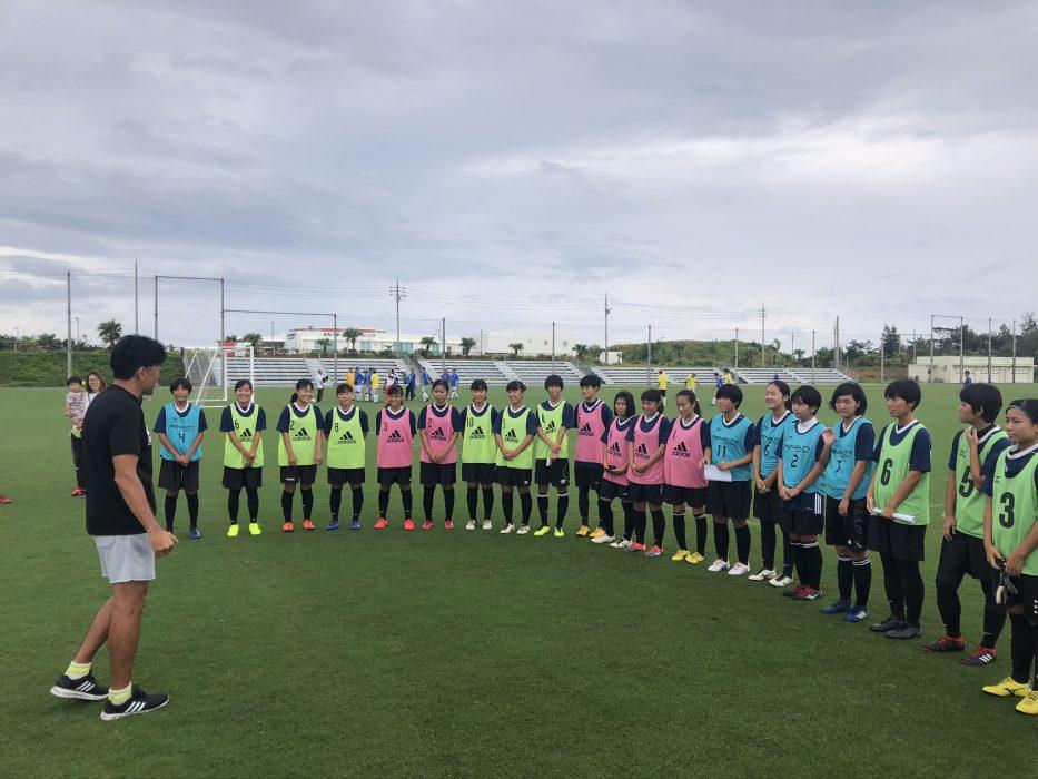 ゆいボールキャラバンIN沖縄