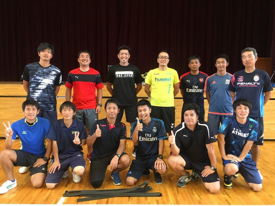 恒例の滋賀県指導者講習会